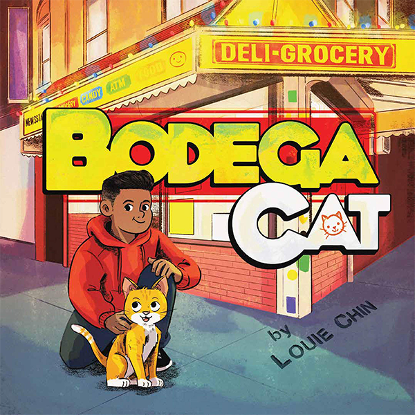 Image For <I>Bodega Cat</I>