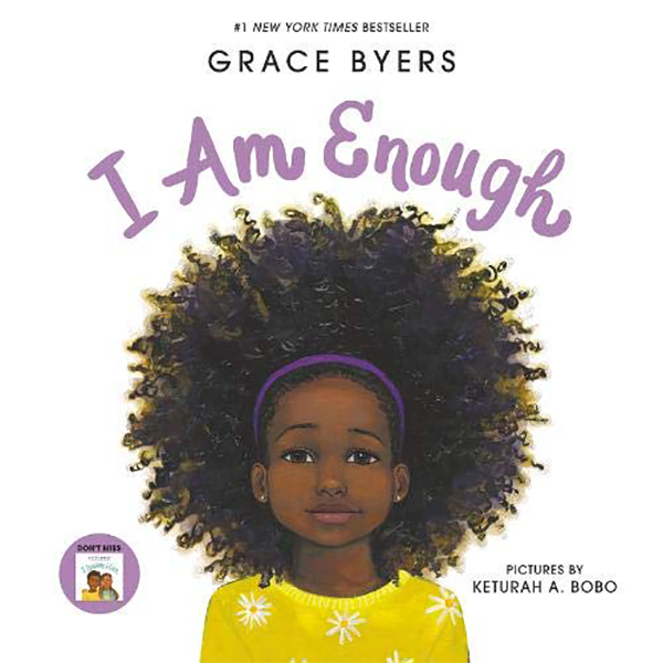 Image For <I>I Am Enough</I>