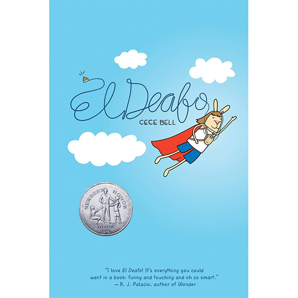 Image For <I>El Deafo</I>