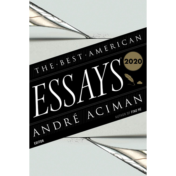 Image For <I>Best American Essays 2020</I>