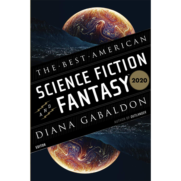 Image For <I>Best American Science Fiction and Fantasy 2020</I>