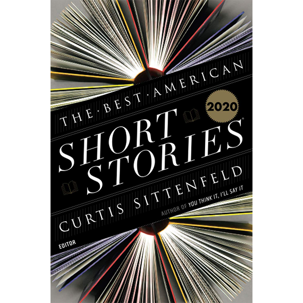 Image For <I>Best American Short Stories 2020</I>