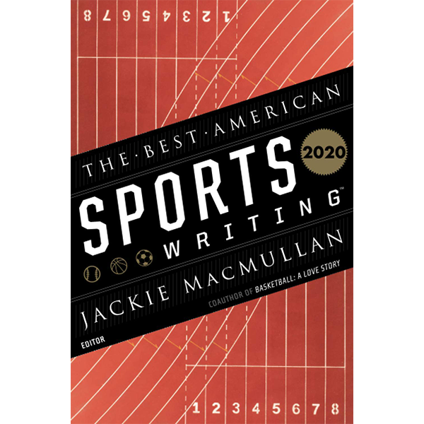 Image For <I>Best American Sports Writing 2020</I>