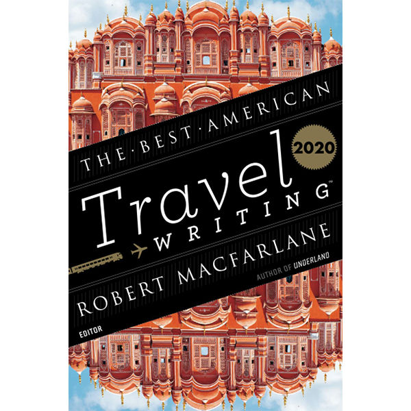 Image For <I>Best American Travel Writing 2020</I>