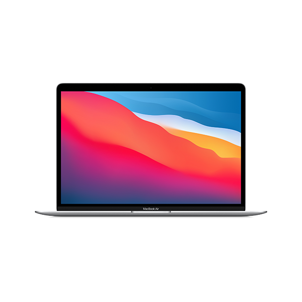 Image For MacBook Air - 8-Core M1/8GB/512GB - Silver