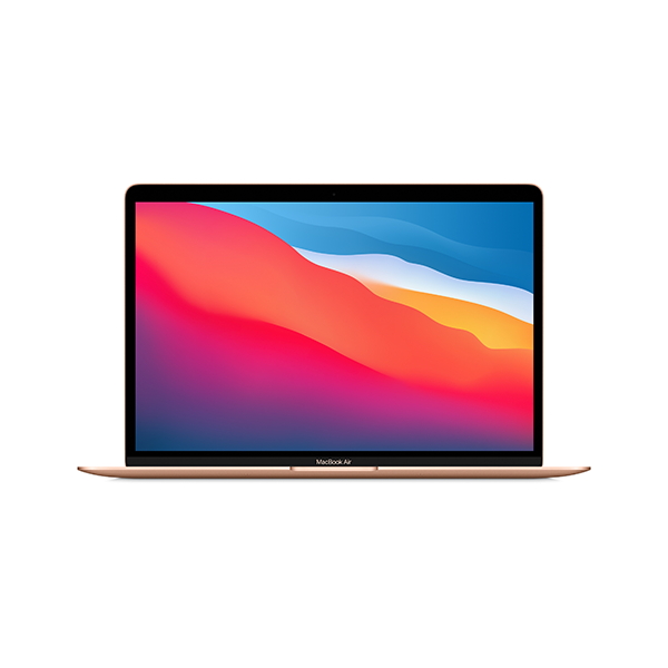 Image For MacBook Air - 8-Core M1/8GB/512GB - Gold