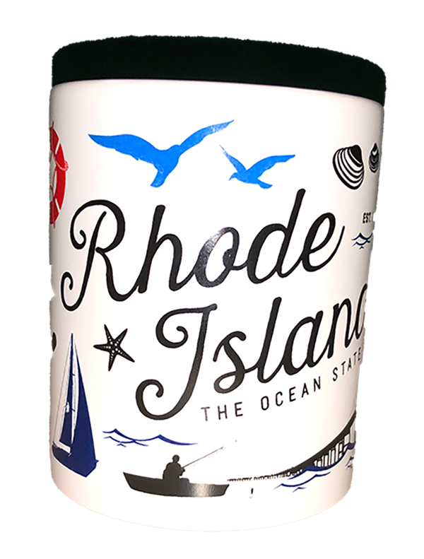 Image For Rhode Island, The Ocean State Icon Mug