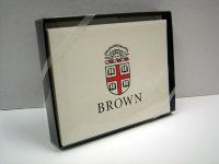 Image For Notecards - Seal & Brown - Set of 10