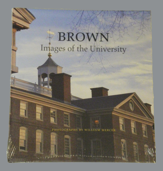 Image For Brown: Images of the University