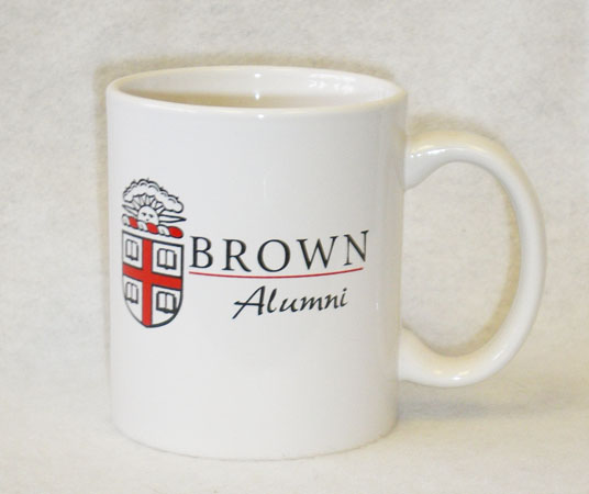 Image For Ceramic Mug - Alumni White Ceramic Mug